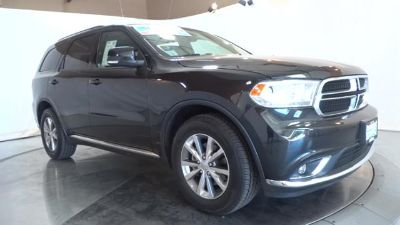 2014 Dodge Durango Crew (black)