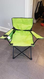 Camp Chair with Carry Bag