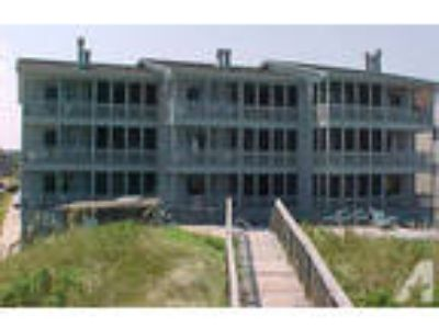 $725 / 2 BR - Oct 5 - 12 - Ocean Front Unit at High Dunes
