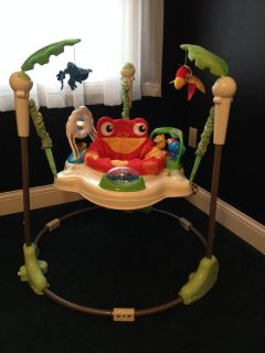 Fisher Price Rain Forest Jumperoo for Baby!!!