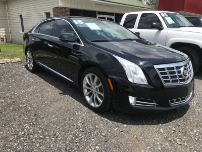 2015 Cadillac XTS Luxury (Black)