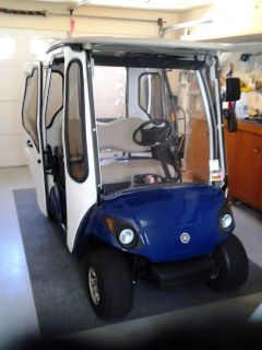 Golf car 2014 Yamaha YDRE 48 V Electric