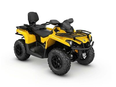 2017 Can-Am Outlander MAX XT 570 Utility ATVs Boonville, NY
