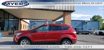 2017 Ford Escape 4WD SE