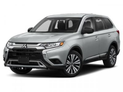 2019 Mitsubishi Outlander SE (MERCURY GRAY METALLIC)