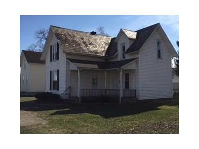 3 Bed 1 Bath Foreclosure Property in Newark, OH 43055 - Clinton St