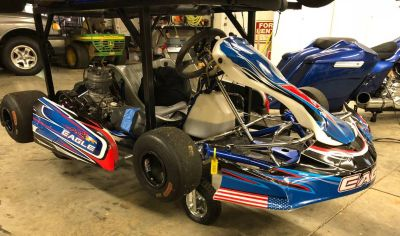 mike wilson kart with x30 motor