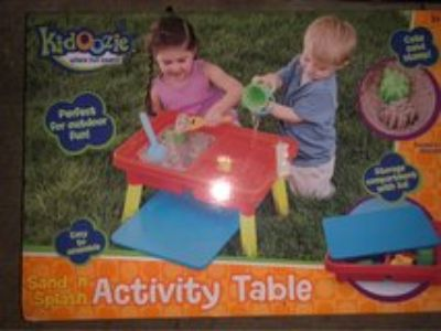 Water Table toy - brand new in box