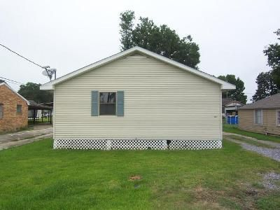 3 Bed 1.5 Bath Foreclosure Property in Thibodaux, LA 70301 - Oak St