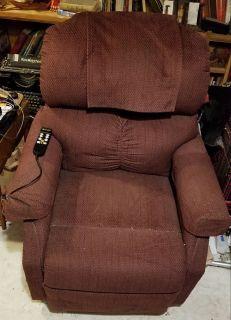 Power lift chair/recliner