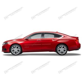 Find CHEVY IMPALA Painted Body Side Mouldings Moldings Trim 2014-2015 motorcycle in Cleveland, Ohio, US, for US $124.06