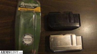 For Sale: Remington 7600 Short Action