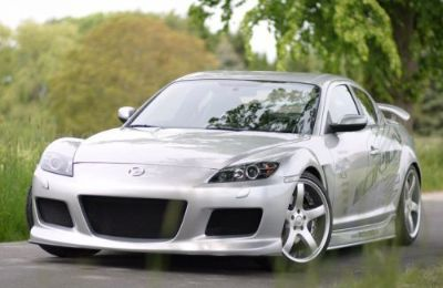 Find RX8 04-08 MAZDA JDM front bumper body kit FRONT motorcycle in Rialto, California, United States, for US $180.50