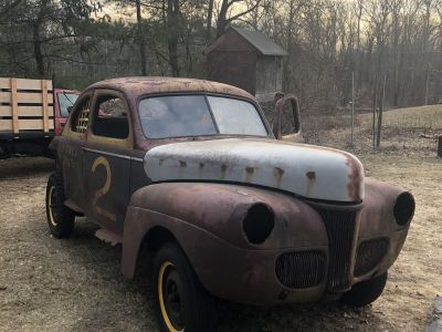 Rat Rod/Vintage Race Car
