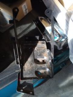 Jeey YJ battery tray