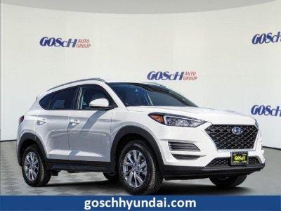 2019 Hyundai Tucson Value (Dazzling White)