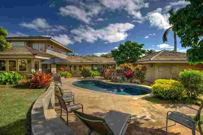 5344 Puuone Pl Koloa Four BR, a blend of openness and simplistic