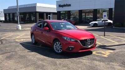 2016 Mazda Mazda3 i Grand Touring (soul red metallic)