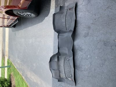 Weathertech Floor Mat For Front Bench Seat