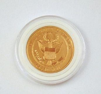 Personalized Collectible Gold Coins Gifts   California Collectors