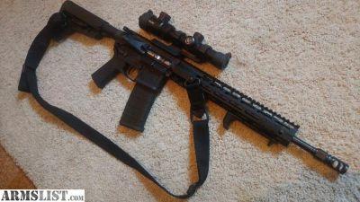 For Sale: SanTan Tactical custom AR rifle build