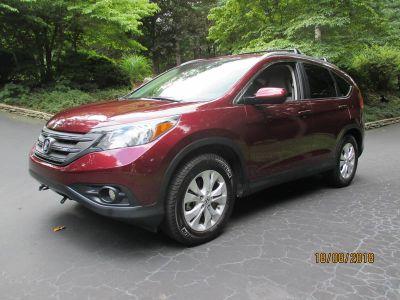 2012 Honda CRV EX L