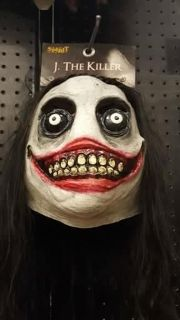 Iso this mask for my sons Halloween costume