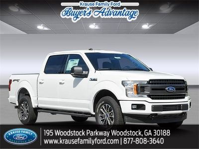 2019 Ford F-150 King Ranch (Oxford White)
