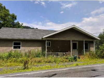 2 Bed 1 Bath Foreclosure Property in Portage, PA 15946 - Puritan Rd