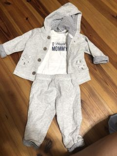 6-9 month baby boy clothes