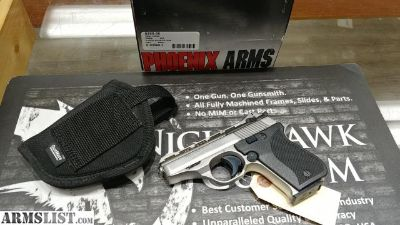 For Sale: Phoenix Arms HP22A - .22LR Semi-Auto