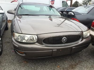 2001 Buick LeSabre Custom (Sterling Silver Metallic)