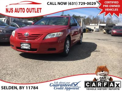 2009 Toyota Camry Base (Barcelona Red Metallic)