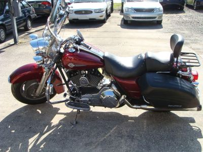 2004 Harley-Davidson Road King (RED)
