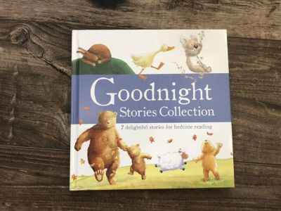 Goodnight Stories Collection hardcover book