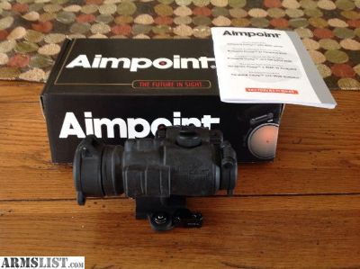 For Sale: Aimpoint Compm3 w/ Larue Tactical Mount & Extras