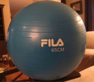 Exercise Ball/Pump