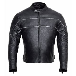 Leather Motorcycle Pants For Men