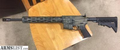 For Sale: Colt Competition AR15