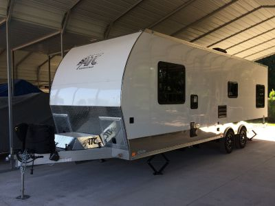 2019 ATC - ALUMINUM TRAILER COMPANY 8.5' X 28' BEDROOM
