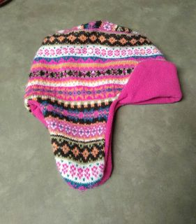 CUTE TODDLER GIRL'S WINTER HAT