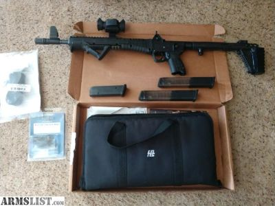 For Sale: Kel Tec Sub2000 w/ Extras