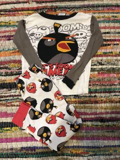 Angry birds PJs