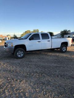 2012 Chevrolet Silverado 2500 Crew Cab RTR# 8113149-01