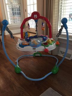 Fisher Price Jump-a-roo