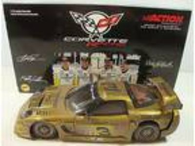 2001 #3 Chevrolet Corvette C5-R Action 1:18 Die Cast
