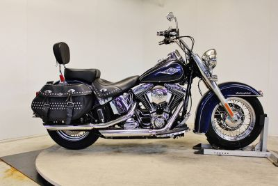 2012 Harley-Davidson Heritage Softail Classic Cruiser Motorcycles Pittsfield, MA