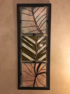 Beautiful Metal Accent Wall Decor NWT $10