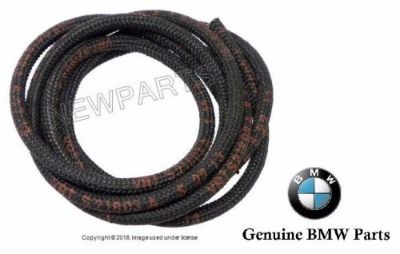 Purchase BMW 528i Z3 323i 328i 323Ci 328Ci Vacuum Hose 3.5 X 7.5 mm Outside Cloth Braided motorcycle in Nashville, Tennessee, United States, for US $28.95