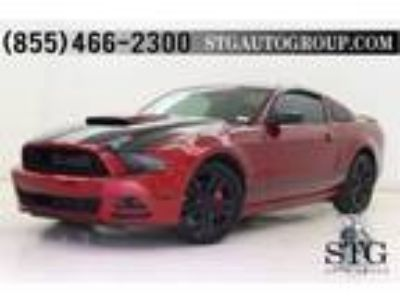 Used 2014 Ford Mustang Coupe